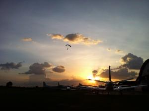 foto de leonardo blasch - aeroclube de manaus