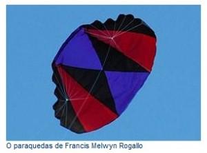 Paraquedas Rogallo