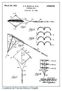 Patente Francis M Rogallo
