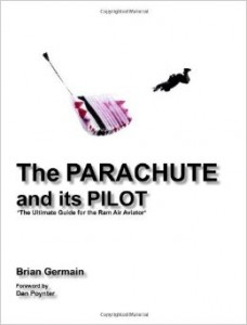 The Parachute and its pilot Luchiari