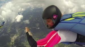 Chelsea Anne Skydive Online Luchiari Paraquedismo