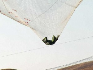 Luke Aikins Skydive Online Luchiari Paraquedismo Foto Mondelez Internacional via AP Photo