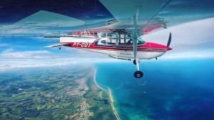 Guarapari Skydive Online Photo FECAP Luchiari com br