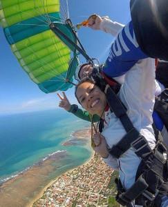 Litoral Skydive Online Itaparica Paraquedismo Luchiari com br